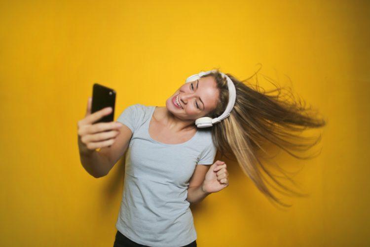selfie dance tiktok prévention
